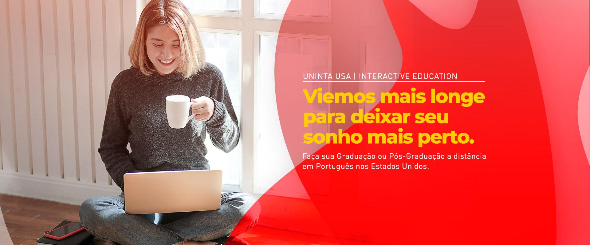UNINTA USA - Graduação e Pós-graduação online para Brasileiros